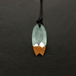 Necklace SURFBOARD ICE