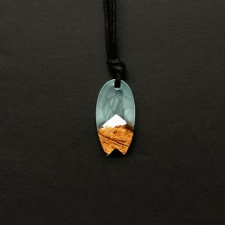 Necklace SURFBOARD ICE MINI