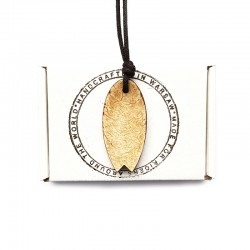 Necklace SURFBOARD NATURAL
