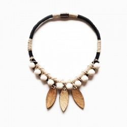 Necklace El Coco Coconut