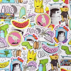 EL COCO STICKER PACK