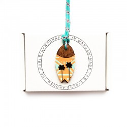 Necklace SURFBOARD LA PLAYA...