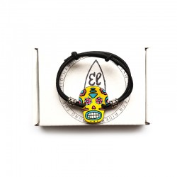 Bracelet SKULL YELLOW