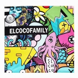 BEACH TOWEL ELCOCOFAMILY