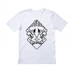 T-shirt NAJAMA X EL COCO Black
