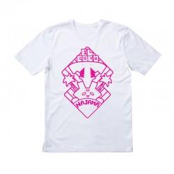 T-shirt NAJAMA X EL COCO Pink