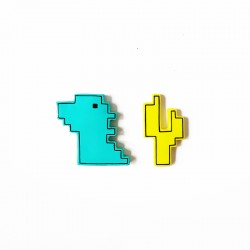 Magnets T-REX 8 bit No. 3